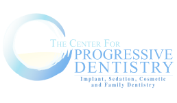 Logo for The Center for Progressive Dentistry: Implant, Sedation, Cosmetic and Family Dentistry