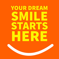 your dream smile starts here