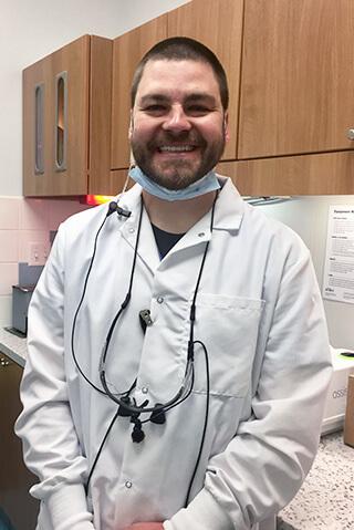 Dr. Jeremy Taylor headshot